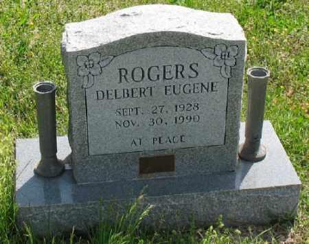ROGERS, DELBERT EUGENE - Marion County, Arkansas   DELBERT EUGENE ROGERS - Arkansas Gravestone Photos