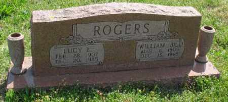 THREET ROGERS, LUCY L. - Marion County, Arkansas | LUCY L. THREET ROGERS - Arkansas Gravestone Photos