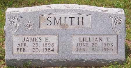 SMITH, LILLIAN T. - Marion County, Arkansas   LILLIAN T. SMITH - Arkansas Gravestone Photos