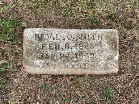 SMITH, L. O. - Marion County, Arkansas | L. O. SMITH - Arkansas Gravestone Photos