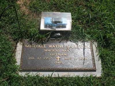SPURLOCK (VETERAN VIET), MICHAEL WAYNE - Marion County, Arkansas | MICHAEL WAYNE SPURLOCK (VETERAN VIET) - Arkansas Gravestone Photos