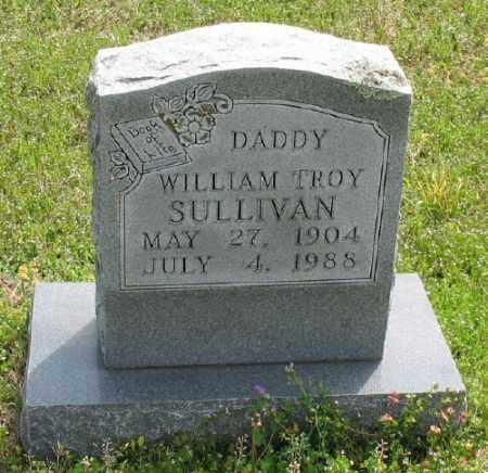 SULLIVAN, WILLIAM TROY - Marion County, Arkansas | WILLIAM TROY SULLIVAN - Arkansas Gravestone Photos