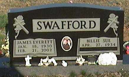 SWAFFORD, JAMES EVERETT - Marion County, Arkansas | JAMES EVERETT SWAFFORD - Arkansas Gravestone Photos