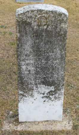 TATUM (VETERAN WWI), JOHN W. - Marion County, Arkansas | JOHN W. TATUM (VETERAN WWI) - Arkansas Gravestone Photos