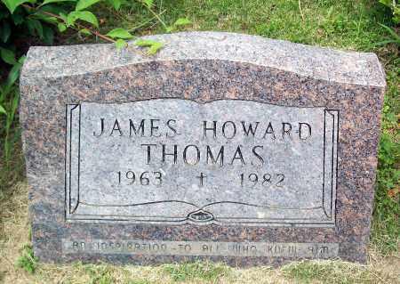 THOMAS, JAMES HOWARD - Marion County, Arkansas   JAMES HOWARD THOMAS - Arkansas Gravestone Photos