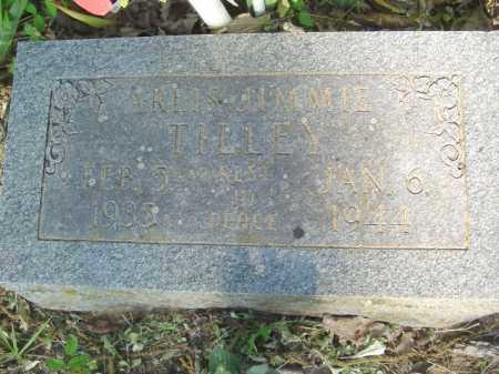 TILLEY, ARLIS JIMMIE - Marion County, Arkansas   ARLIS JIMMIE TILLEY - Arkansas Gravestone Photos