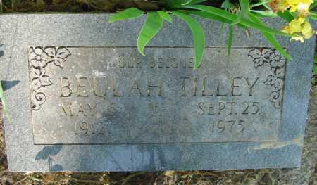 TILLEY, BEULAH - Marion County, Arkansas | BEULAH TILLEY - Arkansas Gravestone Photos
