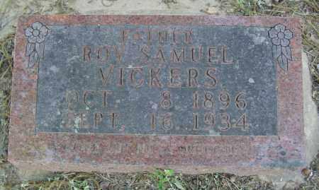 VICKERS, ROY SAMUEL - Marion County, Arkansas | ROY SAMUEL VICKERS - Arkansas Gravestone Photos