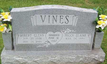 VINES, ROBERT GLENN - Marion County, Arkansas   ROBERT GLENN VINES - Arkansas Gravestone Photos