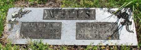 WELLS, MAUD A. - Marion County, Arkansas | MAUD A. WELLS - Arkansas Gravestone Photos
