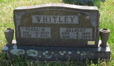 WHITLEY, PEARL M. - Marion County, Arkansas | PEARL M. WHITLEY - Arkansas Gravestone Photos