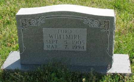 WHITMIRE, FORD - Marion County, Arkansas | FORD WHITMIRE - Arkansas Gravestone Photos
