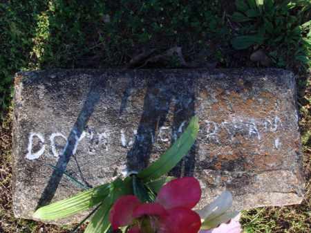 WICKERSHAM, DOYNE - Marion County, Arkansas   DOYNE WICKERSHAM - Arkansas Gravestone Photos