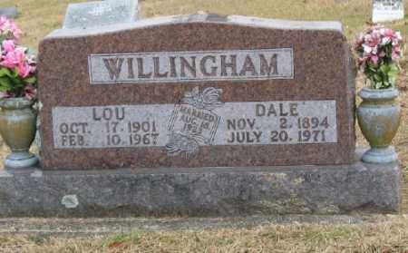 FREEMAN WILINGHAM, LOU - Marion County, Arkansas | LOU FREEMAN WILINGHAM - Arkansas Gravestone Photos