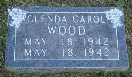 WOOD, GLENDA CAROL - Marion County, Arkansas | GLENDA CAROL WOOD - Arkansas Gravestone Photos