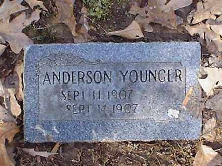 YOUNGER, ANDERSON - Marion County, Arkansas | ANDERSON YOUNGER - Arkansas Gravestone Photos