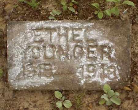 YOUNGER, ETHEL - Marion County, Arkansas | ETHEL YOUNGER - Arkansas Gravestone Photos