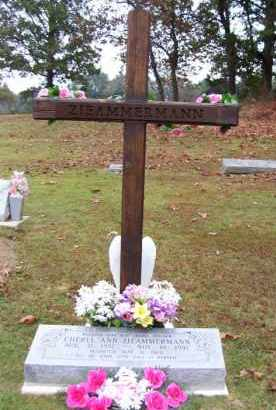 ZIEAMMERMANN, CHERYL ANN - Marion County, Arkansas | CHERYL ANN ZIEAMMERMANN - Arkansas Gravestone Photos