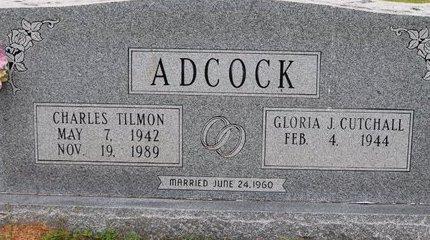ADCOCK, GLORIA J - Miller County, Arkansas   GLORIA J ADCOCK - Arkansas Gravestone Photos