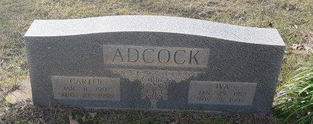 ADCOCK, IVA - Miller County, Arkansas | IVA ADCOCK - Arkansas Gravestone Photos