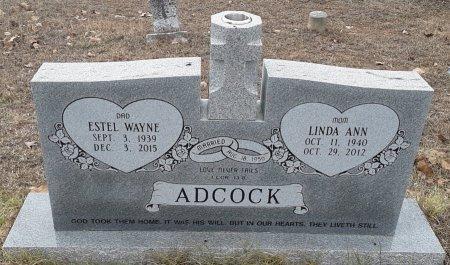 ADCOCK, LINDA ANN - Miller County, Arkansas | LINDA ANN ADCOCK - Arkansas Gravestone Photos