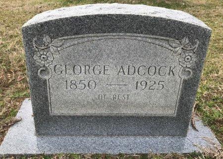 ADCOCK, GEORGE - Miller County, Arkansas   GEORGE ADCOCK - Arkansas Gravestone Photos