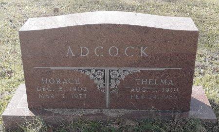 ADCOCK, HORACE - Miller County, Arkansas | HORACE ADCOCK - Arkansas Gravestone Photos