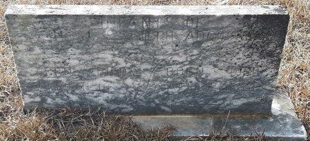 ADCOCK, INFANT - Miller County, Arkansas   INFANT ADCOCK - Arkansas Gravestone Photos