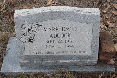 ADCOCK, MARK DAVID - Miller County, Arkansas | MARK DAVID ADCOCK - Arkansas Gravestone Photos
