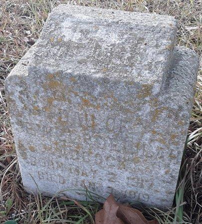 ADCOCK, MELBA - Miller County, Arkansas | MELBA ADCOCK - Arkansas Gravestone Photos