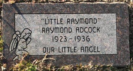 ADCOCK, RAYMOND - Miller County, Arkansas | RAYMOND ADCOCK - Arkansas Gravestone Photos