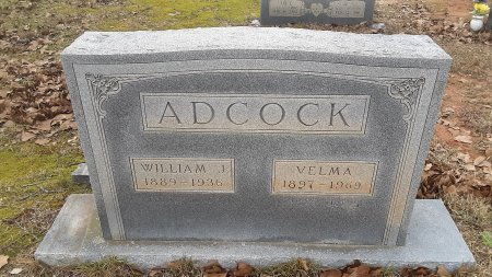 ADCOCK, WILLIAM J - Miller County, Arkansas | WILLIAM J ADCOCK - Arkansas Gravestone Photos