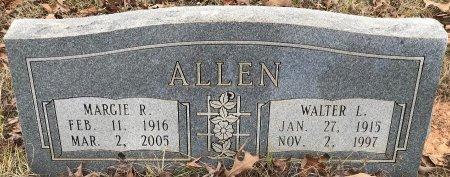 ALLEN, MARGIE R - Miller County, Arkansas | MARGIE R ALLEN - Arkansas Gravestone Photos