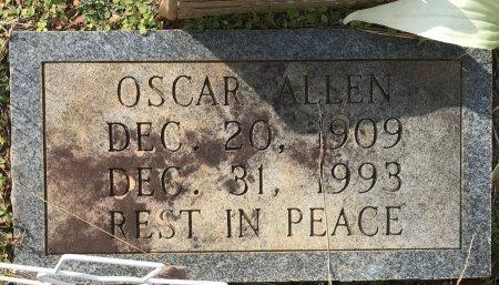 ALLEN, OSCAR - Miller County, Arkansas   OSCAR ALLEN - Arkansas Gravestone Photos