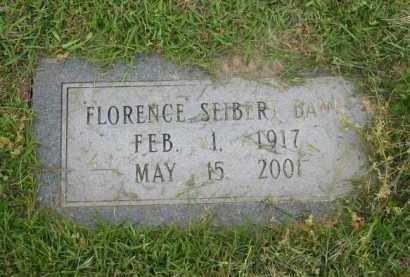BANN, FLORENCE - Miller County, Arkansas   FLORENCE BANN - Arkansas Gravestone Photos
