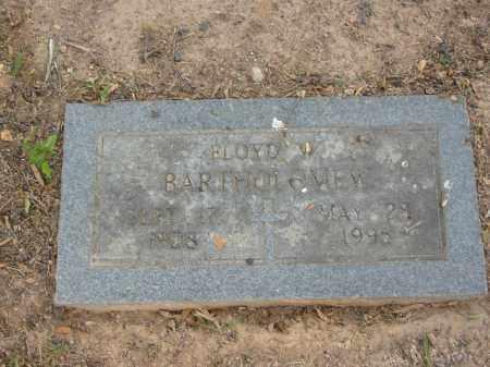 BARTHOLOMEW, FLOYD W. - Miller County, Arkansas | FLOYD W. BARTHOLOMEW - Arkansas Gravestone Photos