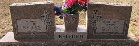 "BELFORD, OUIDA ""KAT"" - Miller County, Arkansas | OUIDA ""KAT"" BELFORD - Arkansas Gravestone Photos"