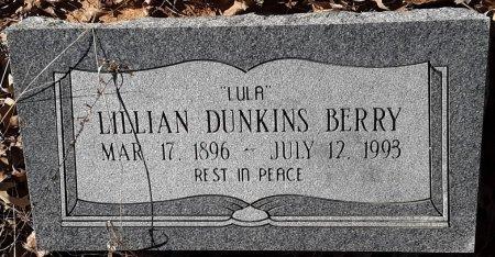 BERRY, LILLIAN  - Miller County, Arkansas | LILLIAN  BERRY - Arkansas Gravestone Photos