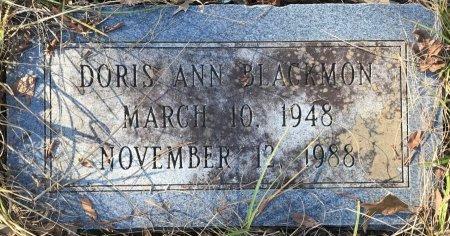 BLACKMON, DORIS ANN - Miller County, Arkansas | DORIS ANN BLACKMON - Arkansas Gravestone Photos