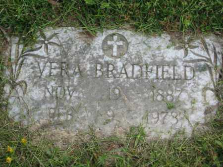 BRADFIELD, VERA - Miller County, Arkansas | VERA BRADFIELD - Arkansas Gravestone Photos