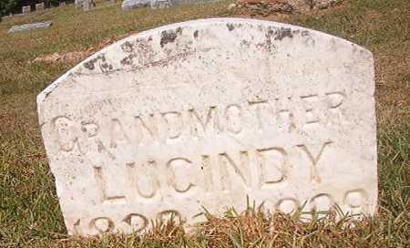 BURNETT, LUCINDY - Miller County, Arkansas | LUCINDY BURNETT - Arkansas Gravestone Photos