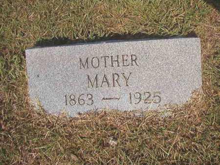 BURNETT, MARY - Miller County, Arkansas | MARY BURNETT - Arkansas Gravestone Photos