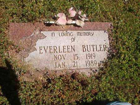 BUTLER, EVERLEEN - Miller County, Arkansas | EVERLEEN BUTLER - Arkansas Gravestone Photos