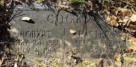 COOK, EASTER - Miller County, Arkansas   EASTER COOK - Arkansas Gravestone Photos