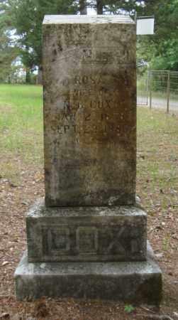 COX, ROSA - Miller County, Arkansas   ROSA COX - Arkansas Gravestone Photos