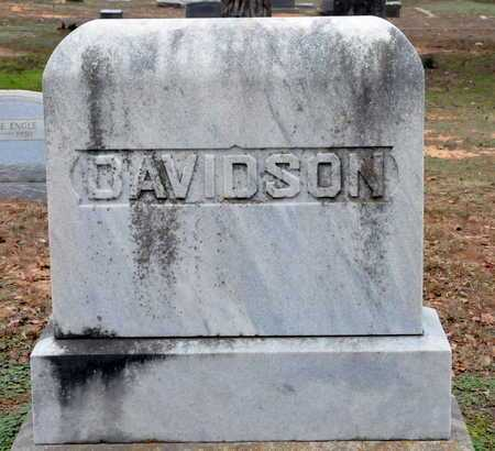 DAVIDSON FAMILY STONE,  - Miller County, Arkansas |  DAVIDSON FAMILY STONE - Arkansas Gravestone Photos
