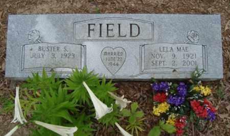 CUNNINGHAM FIELD, LELA MAE - Miller County, Arkansas | LELA MAE CUNNINGHAM FIELD - Arkansas Gravestone Photos