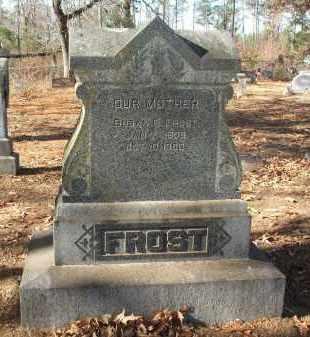 BROWN FROST, SUSAN E. - Miller County, Arkansas   SUSAN E. BROWN FROST - Arkansas Gravestone Photos