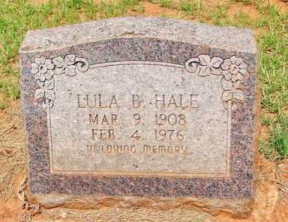 HALE, LULA B - Miller County, Arkansas | LULA B HALE - Arkansas Gravestone Photos