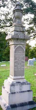 HEILBRON, EMMA - Miller County, Arkansas   EMMA HEILBRON - Arkansas Gravestone Photos